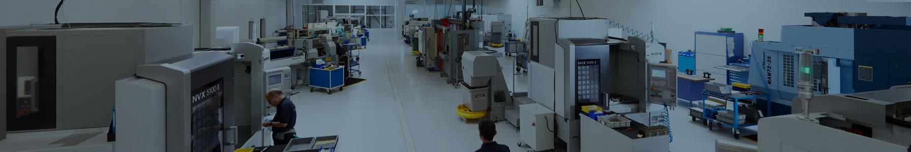 valence, atelier, centres d'usinage, 5 axes, tour multifonction, tour bibroche bitourelle, atelier climatisé